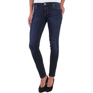 """Kit from the Kloth """"Mia"""" Toothpick Skinny Jeans"""